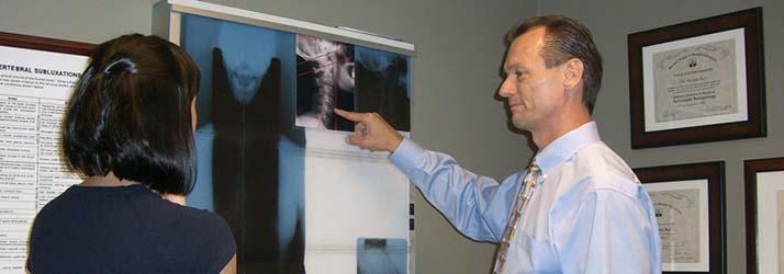 Chiropractor Renton WA Randy Baze X-Ray Review